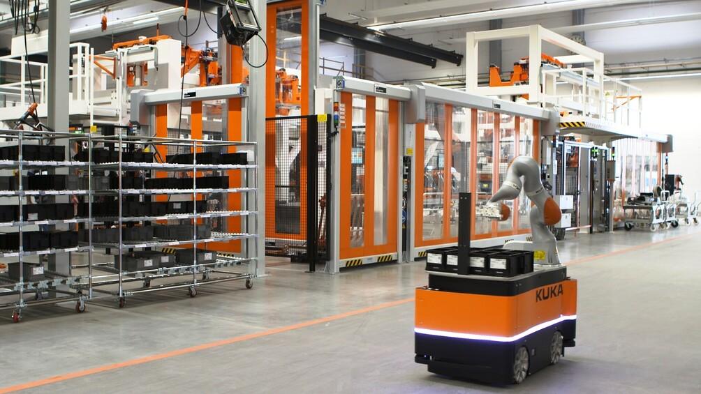 Link zum Arbeitsblatt  Fakten-Check: Welche Roboter gibt es wirklich?